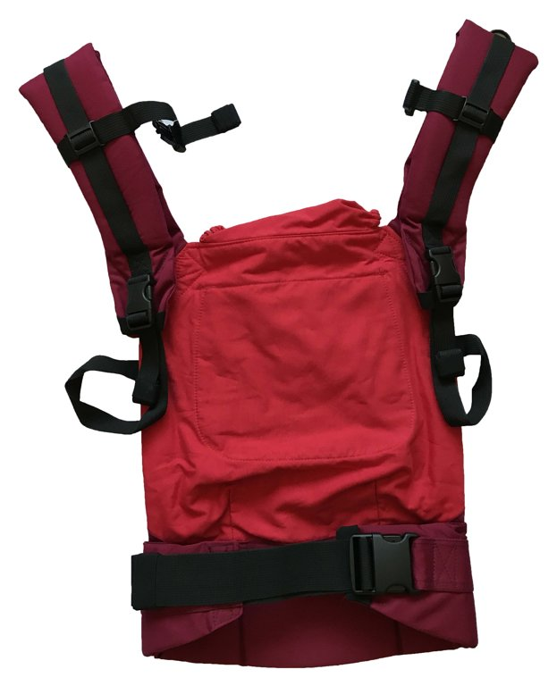 Ergonomic baby carrier Red Grapes - sling, backpack
