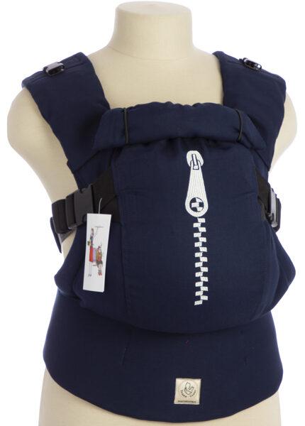 Эргономичный рюкзак TeddySling LUX Zipper - слинг, эрго-рюкзак, эргономичная сумка кенгуру