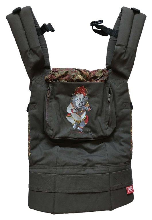 Эрго рюкзак слинг Ganesha