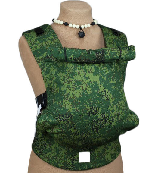 TeddySling Comfort baby carrier - Military